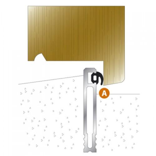 bilcocq seuil de porte d entr e ipl pel seuils pour menuiserie ferrures seuils et joints. Black Bedroom Furniture Sets. Home Design Ideas