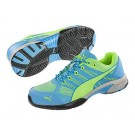 Chaussure CELERITY KNIT BLUE WNS LOW  S1P