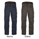Pantalon Harpoon Medium couleur marine et ébène