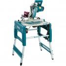 Scie sur table et à coupe d'onglet réversible 1650 W Ø 260 mm LF1000