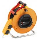 Enrouleur Électrique de Câble Standard BT-RB Pro IP44 40m H07RN-F 3G1,5 avec Powerblock